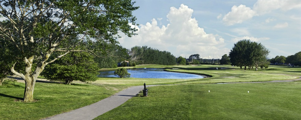 Three 45 Golf Course: Marine Park Golf Course, Brooklyn